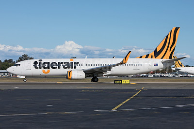 Tigerair (Australia) Boeing 737-8FE WL VH-VUD (msn 34015) SYD (John Adlard). Image: 940832.