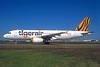 Tigerair (Australia) Airbus A320-232 VH-VNH (msn 3734) OOL (Jacques Guillem Collection). Image: 934950.