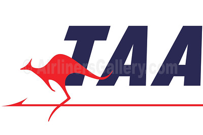 1. TAA - Trans Australian Airlines logo