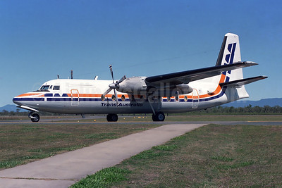 Trans Australia Airlines-TAA Fokker F.27 Mk. 600 VH-TQS (msn 10441) PPP (Rob Finlayson). Image: 947173.