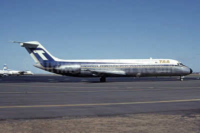 Trans Australia Airlines-TAA McDonnell Douglas DC-9-31 VH-TJO (msn 47326) SYD (William Spargo - Bruce Drum Collection). Image: 946660.