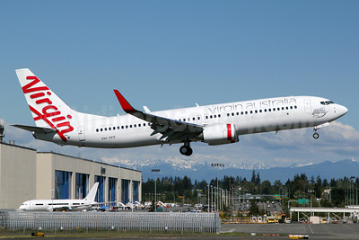 Virgin Australia Airlines Boeing 737-8FE WL VH-YFF (msn 40994) PAE (Nick Dean). Image: 906577.