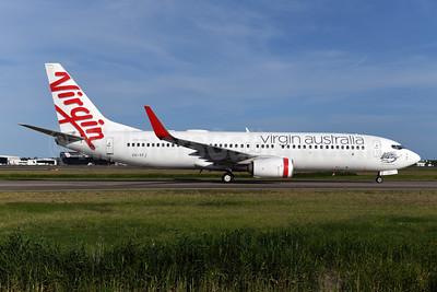 Virgin Australia Airlines Boeing 737-8FE WL VH-YFJ (msn 41001) BNE (Ton Jochems). Image: 945038.