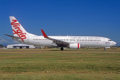 Virgin Australia Airlines Boeing 737-8FE WL ZK-PBB (msn 33797) (Jacques Guillem Collection). Image: 924751.