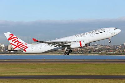 Virgin Australia Airlines Airbus A330-243 VH-XFB (msn 372) SYD (John Adlard). Image: 912544.