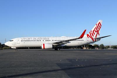 Virgin Australia Airlines Boeing 737-8FE WL VH-VOQ (msn 33798) BNE (Peter Gates). Image: 908182.