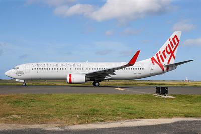Virgin Australia Airlines Boeing 737-8FE WL VH-YFF (msn 40994) HNL (Ivan K. Nishimura). Image: 908698.