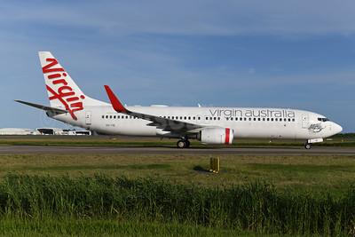 Virgin Australia Airlines Boeing 737-8FE WL VH-YIE (msn 38708) BNE (Ton Jochems). Image: 945040.