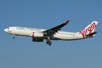 Virgin Australia Airlines Airbus A330-243 F-WWYU (VH-XFC) (msn 1293) TLS (Olivier Gregoire). Image: 908358.