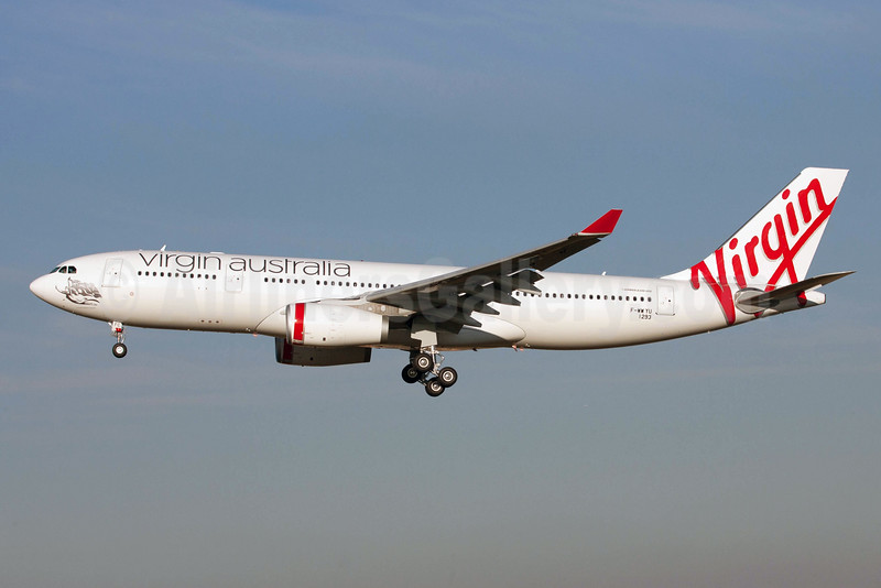 Virgin Australia Airlines Airbus A330-243 F-WWYU (VH-XFC) (msn 1293) TLS (Clement Alloing). Image: 930834.