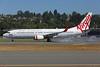 Virgin Australia Airlines Boeing 737-8FE WL N5515X (VH-YIU) (msn 40699) BFI (James Helbock). Image: 913306.