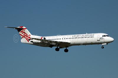 Virgin Australia Regional Airlines Fokker F.28 Mk. 0100 VH-FNJ (msn 11489) PER (Rob Finlayson). Image: 930837.