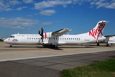 Virgin Australia Regional Airlines ATR 72-212A (ATR 72-500) OY-CJV (VH-FVX) (msn 986) MST (Ton Jochems). Image: 953300.