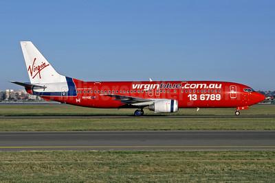 Virgin Blue Airlines (virginblue.com.au) Boeing 737-43Q VH-VGE (msn 28493) SYD (Rob Rindt). Image: 949842.