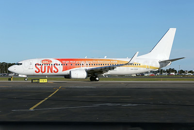 Gold Coast Sun special livery