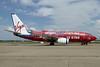 Virgin Blue Airlines (virginblue.com.au) Boeing 737-7Q8 WL VH-VBJ (msn 30647) BNE (Peter Gates). Image: 907388.