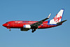 Virgin Blue Airlines (virginblue.com.au) Boeing 737-7FE WL VH-VBZ (msn 34322) SYD (John Adlard). Image: 900393.