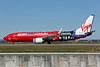 Virgin Blue Airlines (virginblue.com.au) Boeing 737-8FE WL VH-VUA (msn 33997) (Mile High Karaoke) SYD (John Adlard). Image: 903864.