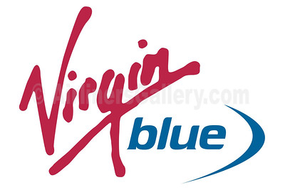 1. Virgin Blue Airlines logo