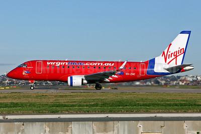 Virgin Blue Airlines (virginblue.com.au) Embraer ERJ 170-100LR VH-ZHC (msn 17000191) SYD (John Adlard). Image: 906338.