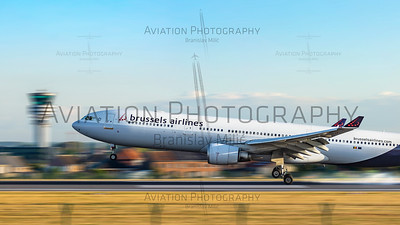 Aviation – Airlines – Brussels Airlines – 0020 | 4000 x 2250px | 180€