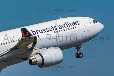 Aviation – Airlines – Brussels Airlines – 0018a   4000 x 2667px   20€
