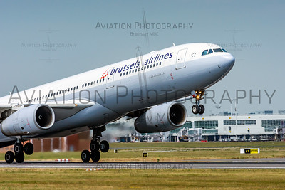 Aviation – Airlines – Brussels Airlines – 0011a   4000 x 2667px   10€
