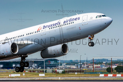 Aviation – Airlines – Brussels Airlines – 0011b | 4000 x 2666px | Free with 0011a