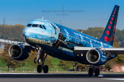 Aviation – Airlines – Brussels Airlines – 0021 | 4000 x 2666px | 80€