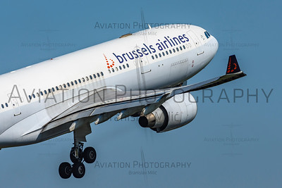 Aviation – Airlines – Brussels Airlines – 0018d | 3872 x 2581px | 20€
