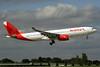 Avianca (Colombia) Airbus A330-243 N968AV (msn 1009) LHR (SPA). Image: 929477.