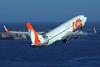 Gol Transportes Aereos Boeing 737-8EH WL PR-GTP (msn 34965) SDU (Marcelo F. De Biasi). Image: 931981.
