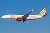 Gol Transportes Aereos Boeing 737-8EH WL PR-GXY (msn 40738) (GOL+) CGH (Rodrigo Cozzato). Image: 932498.