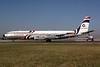 LAN-Chile Boeing 707-330B CC-CCG (msn 18462) MIA (Bruce Drum). Image: 104243.
