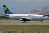 Sky Airline (Chile) Boeing 737-230 CC-CRQ (msn 22135) SCL (Alvaro Romero). Image: 904763.