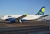Sky Airline (Chile) Airbus A319-111 G-EZMS (CC-AIB) (msn 2378) SEN (Keith Burton). Image: 910821.