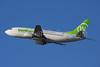 Webjet Linhas Aereas Boeing 737-33A PR-WJW (msn 27267) GRU (Marcelo F. De Biasi). Image: 906597.