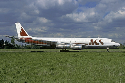 ACS (Air Charter Systems) McDonnell Douglas DC-8F-55 Jet Trader C-FCWW (msn 45762) ORY (Jacques Guillem). Image: 953593.