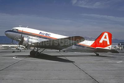 Air BC Douglas C-47B-DK (DC-3) C-GWUG (msn 32963) YVR (Christian Volpati Collection). Image: 952209.