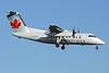 Air Canada Express-Jazz Aviation Bombardier DHC-8-102 Dash 8 C-GONJ (msn 095) YYZ (TMK Photography). Image: 910899.
