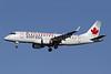 Air Canada Express (Sky Regional Airlines) Embraer ERJ 170-200SU (ERJ 175) C-FEJF (msn 17000091) DCA (Brian McDonough). Image: 923382.