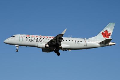 Air Canada Express (Sky Regional Airlines) Embraer ERJ 170-200SU (ERJ 175) C-FEJF (msn 17000091) YYZ (Jay Selman). Image: 403695.
