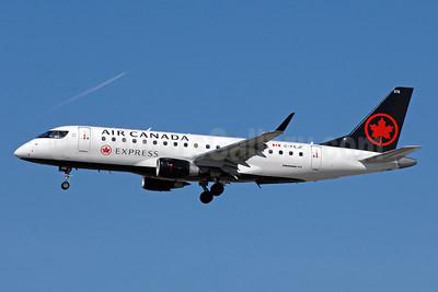 Air Canada Express (Sky Regional Airlines) Embraer ERJ 170-200SU (ERJ 175) C-FEJF (msn 17000091) YYZ (TMK Photography). Image: 941296.