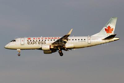 Air Canada Express (Sky Regional Airlines) Embraer ERJ 170-200SU (ERJ 175) C-FFYG (msn 17000116) DCA (Brian McDonough). Image: 921381.