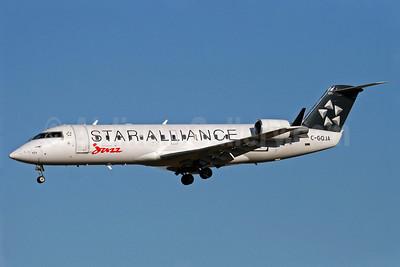Air Canada Jazz (Jazz Air) Bombardier CRJ200 (CL-600-2B19) C-GQJA (msn 7963) (Star Alliance) SEA (Nick Dean). Image: 905463.