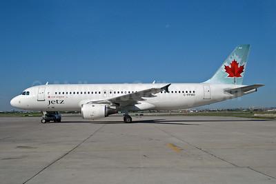 Air Canada Jetz (Air Canada) Airbus A320-211 C-FPWD (msn 231) YYZ (TMK Photography). Image: 903115.