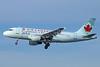 Air Canada Jetz (Air Canada) Airbus A319-114 C-GBHN (msn 773) LAX (Michael B. Ing). Image: 926261.