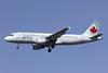 Air Canada Jetz (Air Canada) Airbus A320-211 C-FPWE (msn 175) LAX (Michael B. Ing). Image: 908196.