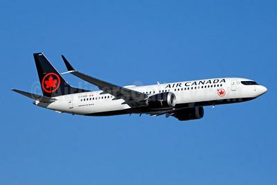 Air Canada Boeing 737-8 MAX 8 C-FSDB (msn 61210) YYZ (TMK Photography). Image: 941177.