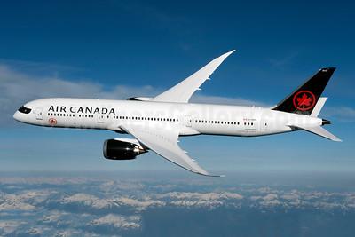 Air Canada Boeing 787-9 Dreamliner C-FRTG (msn 37184) (Air Canada). Image: 945700.